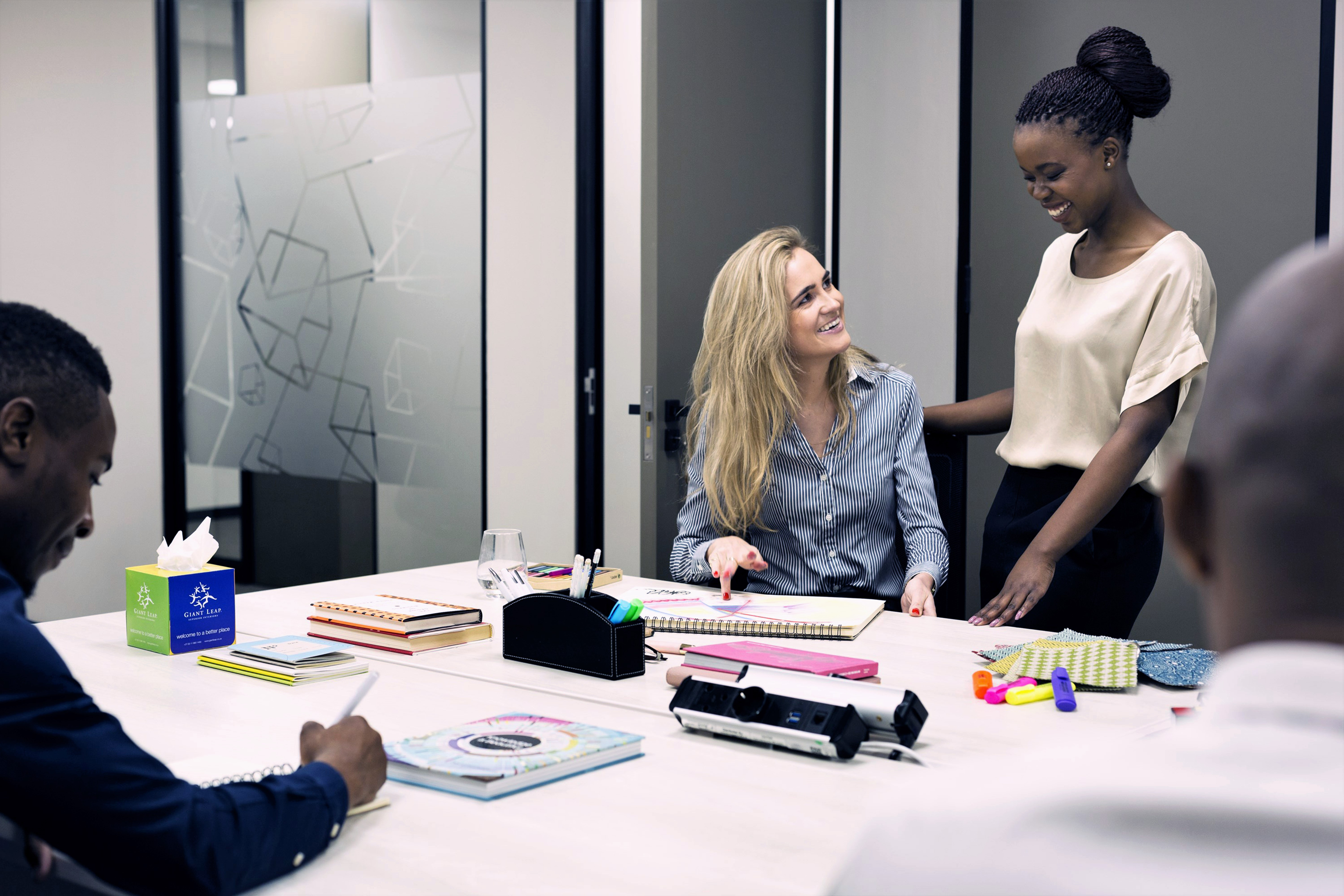 Co-working impacts innovation: small businesses