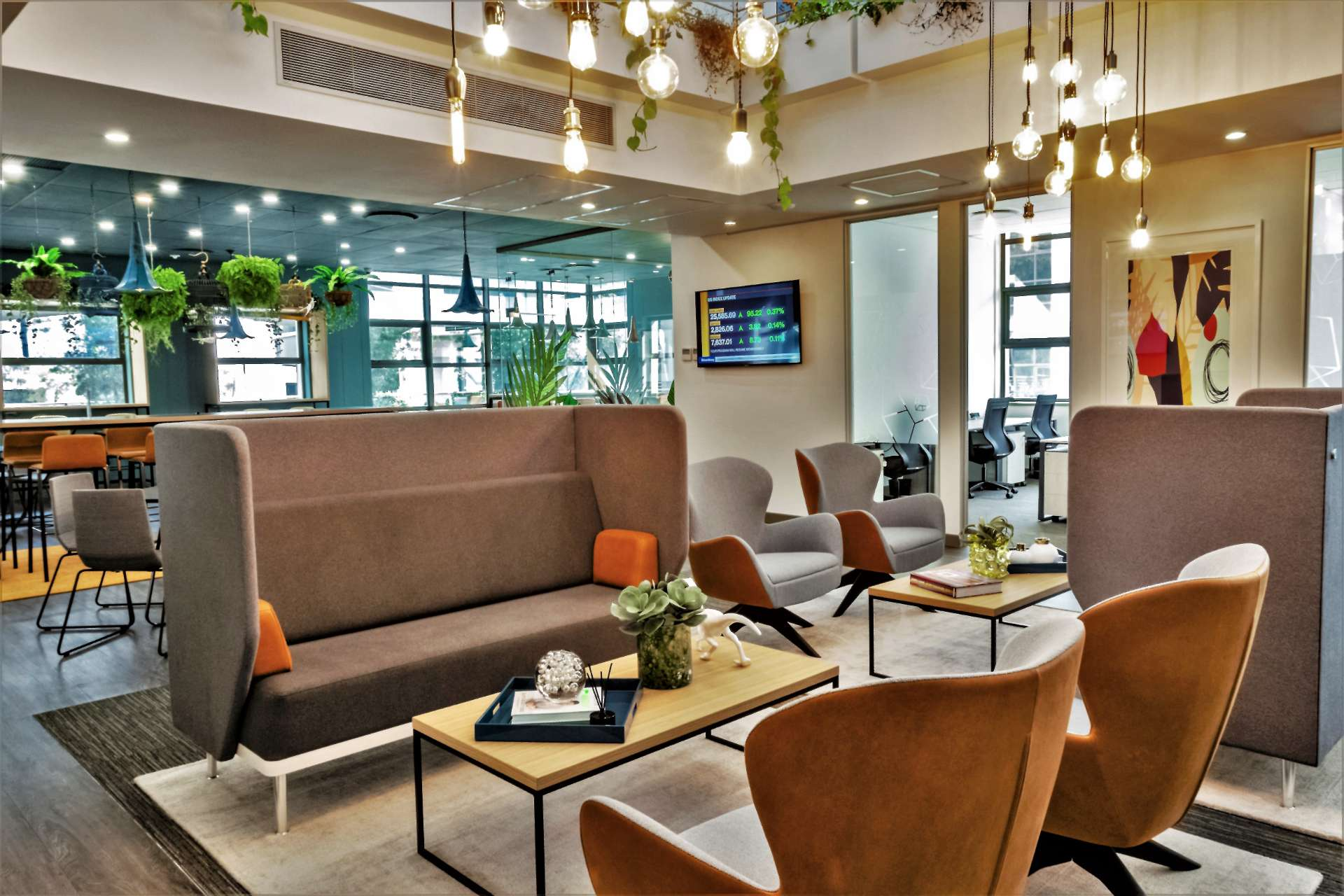 What corporate offices can learn from proworking spaces